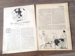 HISTOIRE ANCIENNE ILLUSTREE PAR HENRI DUVERNOIS LES EXTREMES SE TOUCHENT - Vieux Papiers