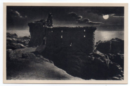 Ile D'YEU---Le Vieux Château  --Lot De 3 Cartes Postales-- - Ile D'Yeu