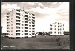 AK Offenburg-Uffhofen, Partie Im Neubauviertel - Offenburg