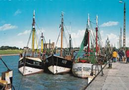 Nieuwpoort Vissershaven Vissersboot Visserij Scheepvaart - Nieuwpoort