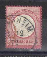 N°16  (1872) Gros écusson - Germany