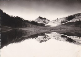 05----le COL DE VARS---le Lac---voir 2 Scans - France