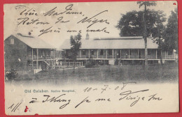 NIGERIA : Old Calabar Native Hospital 1908 - Nigeria