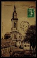 CPA 59 CAMBRAI EGLISE SAINT GERY 1906 BREVET L.D.F. L. FRANCOIS EDIT CAMBRAI - Cambrai