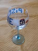"""Verres """"PASTIS 51 Piscine"""" Lot De 2. - Glasses"""