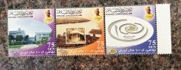 Brunei 2007  Centenary Public Works Dept Strip Set MNH - Brunei (1984-...)