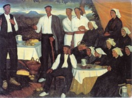 Valentin De Zubiaurre - Bersolaris - Paintings