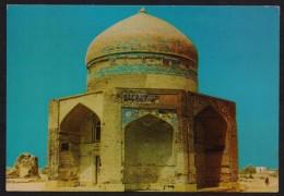 PAKISTAN POSTCARD - TOMB Of SULTAN EBRAHIM SO ESSA KHAN TARKHAN THATTA MAKLI, Old - Pakistán