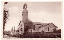 LE CHATENET-EN-DOGNON ( Haute Vienne ) -  L'Eglise - France