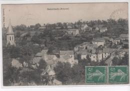 CPA 12 - Salmiech (Aveyron) - France