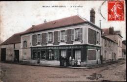 78, LE MESNIL SAINT DENIS, LE CARREFOUR - Le Mesnil Saint Denis