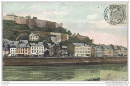 NAMUR ..--  Citadelle . 1908 Vers IXELLES ( Mr Ernest MOSTADE ) .  Voir Verso . - Namur