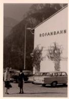 Photo Originale Voiture - Parking Avec Mercedes - Trabant Et Citroën DS - ROFANBAHN - Automobile