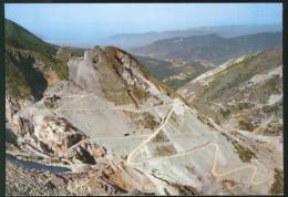 CPSM -  Carrara - Cave Di Marmo - Marbrières Marble - Carrara