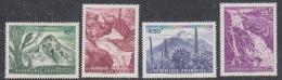 Rwanda 1966 Volcanoes  / Waterfalls 4v ** Mnh (29083) - Rwanda