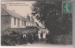 La GRANGE Aux CERCLES ( S Et O) - Entrée De Haras De La Croix St James - Frankreich