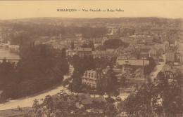 25  Doubs  -  Besançon  ,  Vue  Générale  Et  Bains  Salins - Besancon