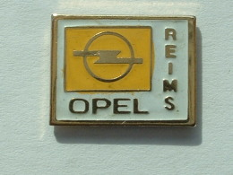 PIN´S OPEL - REIMS - Opel