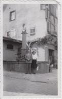 PHOTO ORIGINALE 11X7 / RIQUEWIHR 1950 - Places