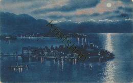 Notte Di Luna - Lago Maggiore (KST 1652 - Italia