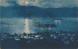 Notte Di Luna - Lago Maggiore (KST 1653 - Italia