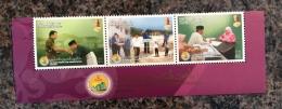 Brunei 2009  Modern Land Admin Anniv Set MNH - Brunei (1984-...)