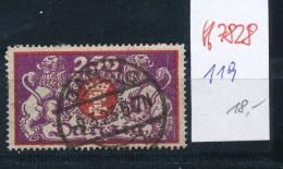 Danzig Nr.  121  O  (ff7828  )  Siehe Scan - Dantzig