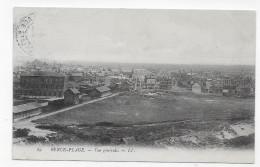 (RECTO / VERSO) BERCK PLAGE EN 1905 - N° 89 - VUE GENERALE - BEAU CACHET - PETIT PLI ANGLE HAUT A DROITE - CPA - Berck