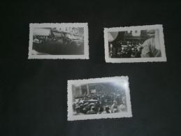GENERAL MONTGOMERY - 3 Photos - Libération De Liège (?) - Unclassified