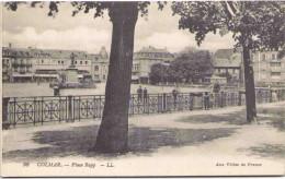 COLMAR - Place Rapp - Colmar