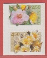 2001 ** (sans Charn., MNH, Postfrish)  Yv  1326/7Mi  1366/7NHK  1410/1 - Norvège