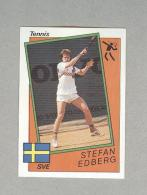 STEFEN EDBERG...TENNIS..COURT DE TENNIS...OLIMPIADI...OLYMPIC - Trading Cards