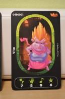 Carte Walibi The Battle Game - Wab Or Skunx ? - Carrefour - N° 19 Vita - Trading Cards