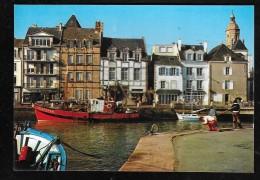 Cpsm - Gf /     Le Croisic - Le Port Et Le Quai D'Aiguillon - Hax17 - Le Croisic
