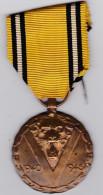 1940 1945 Original Originele Medal  Médaille Commemorative Herinneringsmedaille WWI WW1 World War Belgian Belge - Belgium