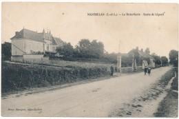 MANTHELAN - Chateau, Propriété - La Bichetterie - France
