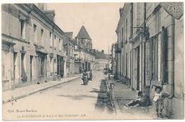 MANTHELAN - Rue Nationale - France