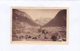 13673   VALLEE  DU  BORNE  -  LE  PETIT  BORNAND  ET  LE  PIC  DU  JALOUVRE  (2408 M.) - Frankrijk