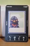 Carte Walibi The Battle Game - Wab Or Skunx ? - Carrefour - N° 40 Motiv - Trading Cards