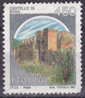 Repubblica Italiana, 1994 - 450 Lire Castelli - MNH** Nr. 2123 - 1946-.. Republiek