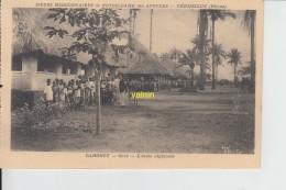 Cové  L Ecole Regionale - Dahomey