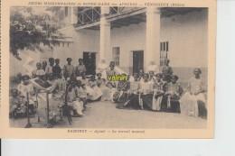 Agoué   Le Travail Manuel - Dahomey