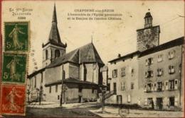 43 CRAPONNE-SUR-ARZON - Haute-Loire Illustrée - Craponne Sur Arzon
