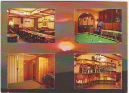 HOTEL . RESTAURANT . SAINT BLAISE LA ROCHE . SAALES . HOTEL DU CENTRE . BILLARD - Hotels & Restaurants