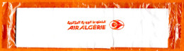 """Serviette Papier Paper Towel """" AIR ALGERIE """" Airline Compagny Papiertuch Algeria - Company Logo Napkins"""