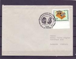 Rep. Österreich - 20 Jahre Mineralienschauen Des VOOM - St. Pölten 13/3/1994 (RM10580) - Fossili