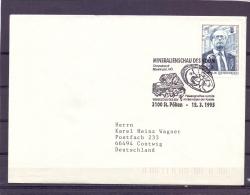 Rep. Österreich - Mineralienschau Des VOOM - St. Pölten 12/3/1995 (RM10595) - Fossils