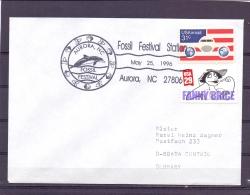 U.S.A.  - Fossil Festival - Aurora 25/5/1996   (RM10609) - Fossilien