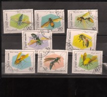 VIETNAM Nº 315 AL 322 - Honeybees
