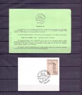 België - Gestileerde Tripartite Mijnenjager - ZM -FN Vlootdagen - 8380 Brugge 16/7/88 (RM10693) - Bateaux